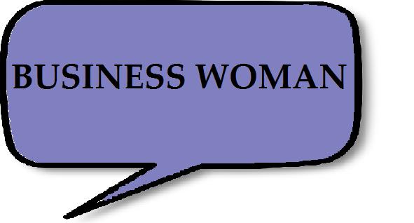 Angielski biznesowy - Business woman - Nauka języka angielskiego - blog