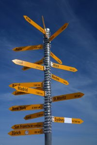 Blog - nauka języka angielskiego - Przysłowia angielskie - Wszystkie drogi prowadzą do Rzymu