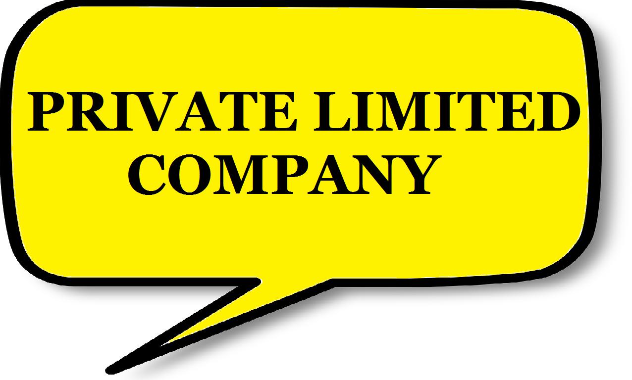 Blog językowy - angielski biznesowy - nauka języka angielskiego - Private limited company