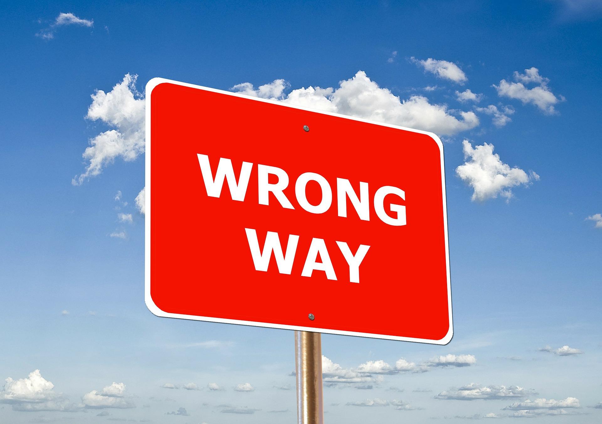 Blog językowy - nauka angielskiego - błędy w nauce języka angielskiego