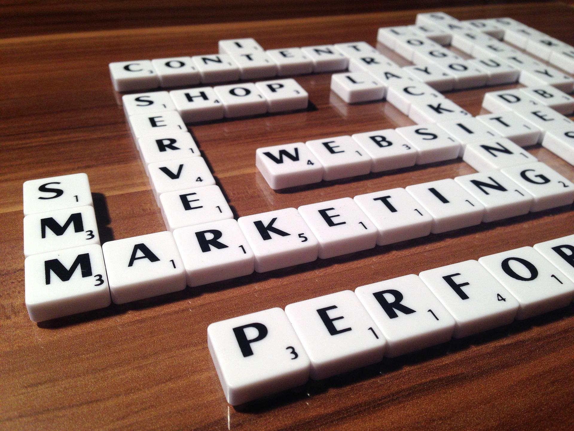Blog o nauce języka angielskiego - Prezenty związane z językiem angielskim - Scrabble
