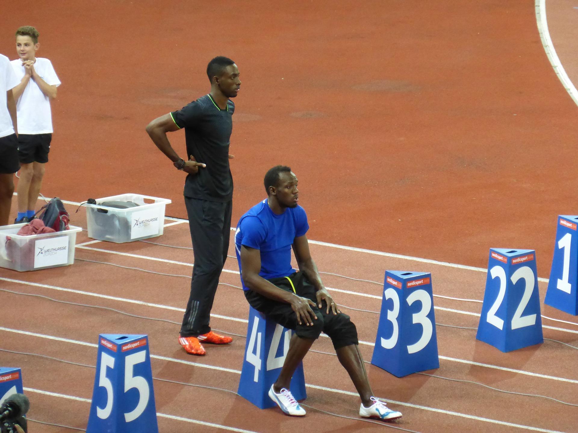 Blog o nauce angielskiego - Nauka angielskiego online - Czytanie po angielsku - Usain Bolt