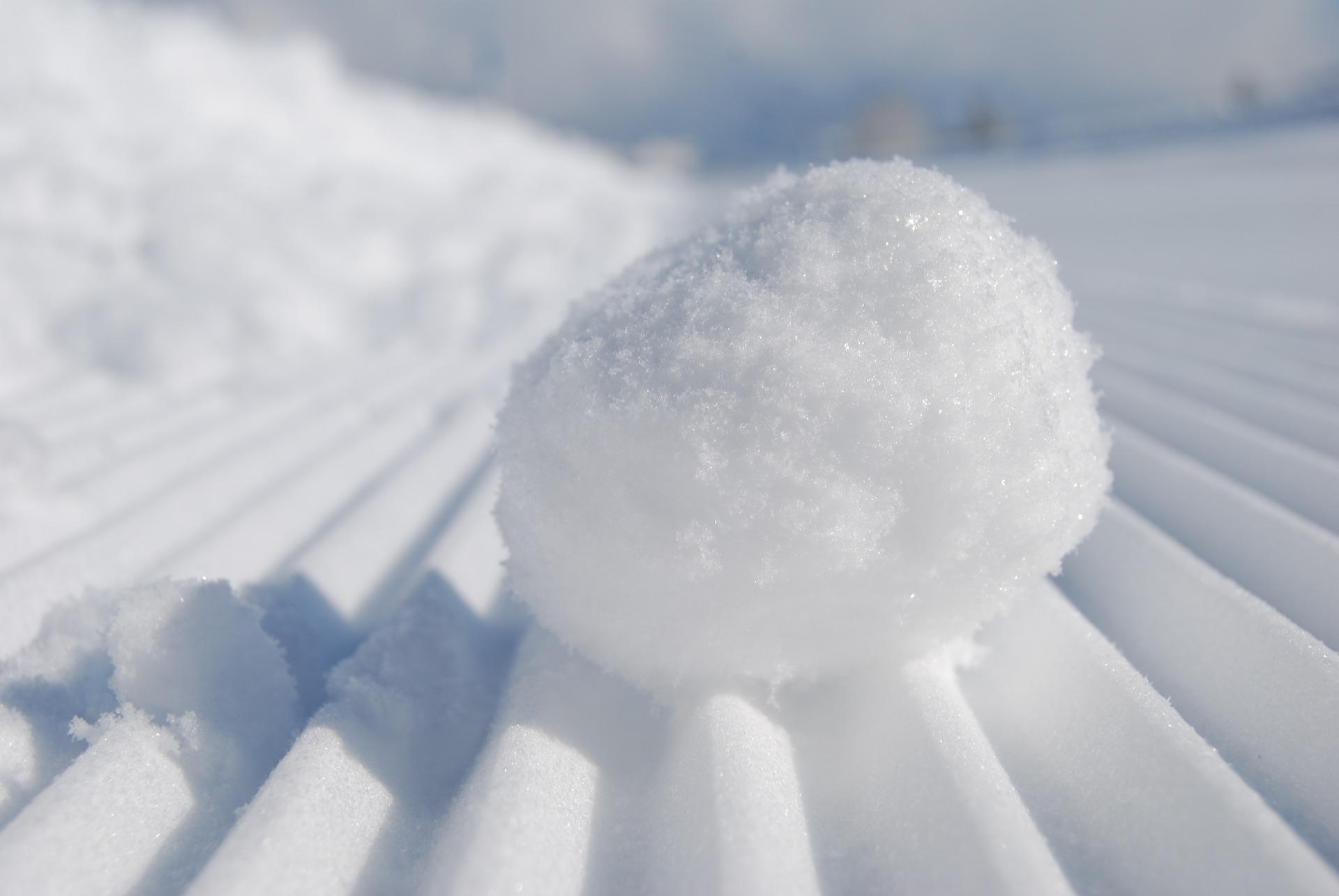 Idiomy angielskie związane z zimą - Blog o języku angielskim - a snowball effect