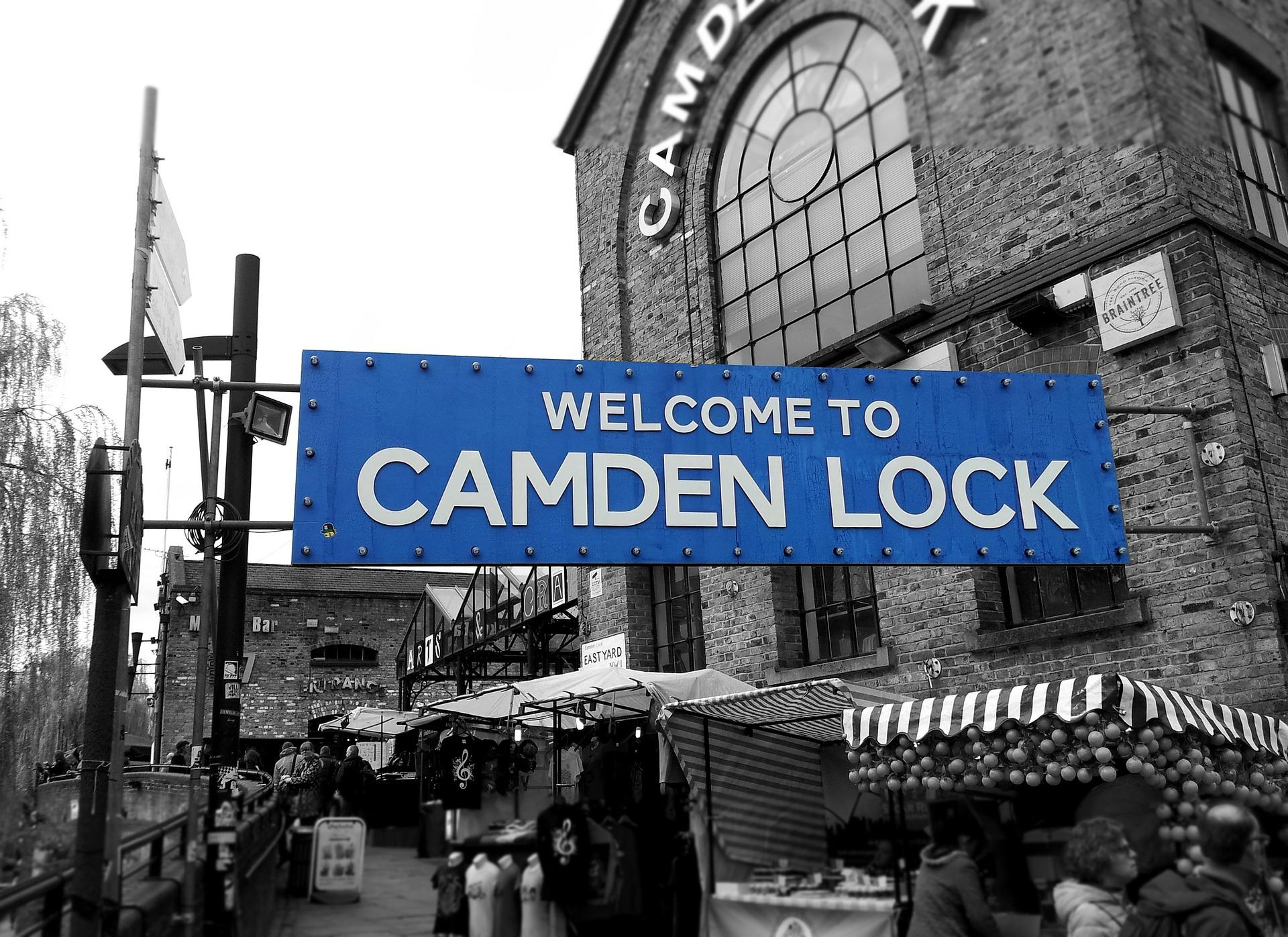 Blog o nauce angielskiego - Nauka angielskiego online - Camden